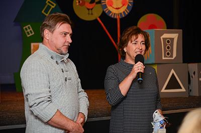 Большие гастроли продолжаются: Липецкий театр кукол обменялся с Оренбургским