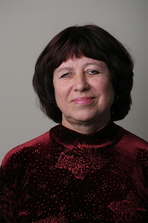 Людмила Теплякова