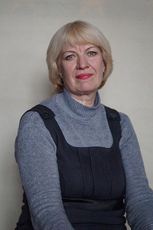 Манаенкова Надежда Ивановна