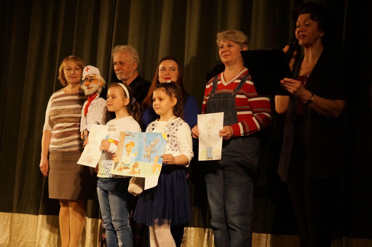 Марафон «Неделя детям» стартовал в театре кукол