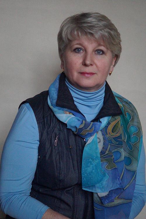 Рыжкова Светлана Владимировна