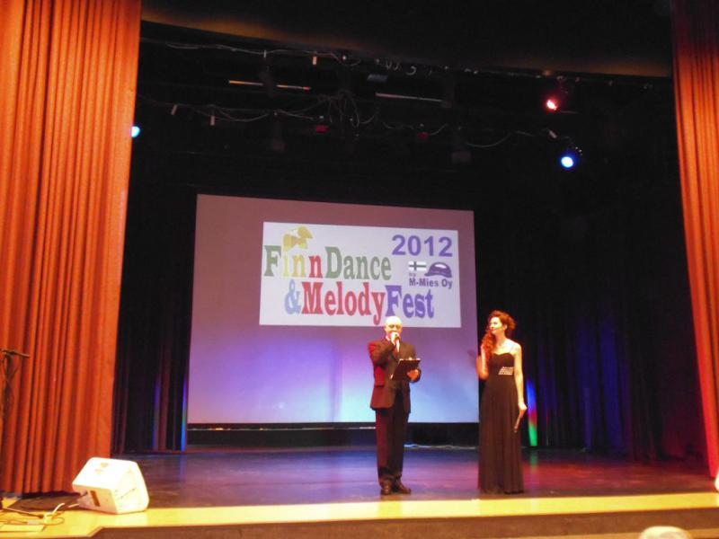 Международный фестиваль «ФиннДансМелодиФест» 2012