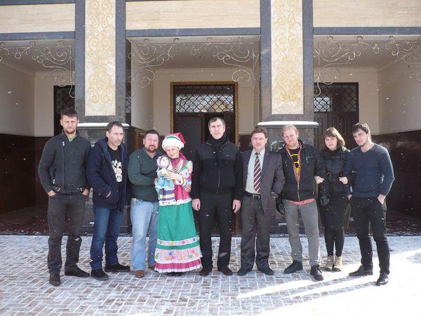 Гастрольный тур по Республикам Северного Кавказа