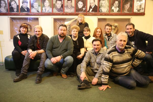 Липецкий Государственный театр кукол гастролировал г.Москве