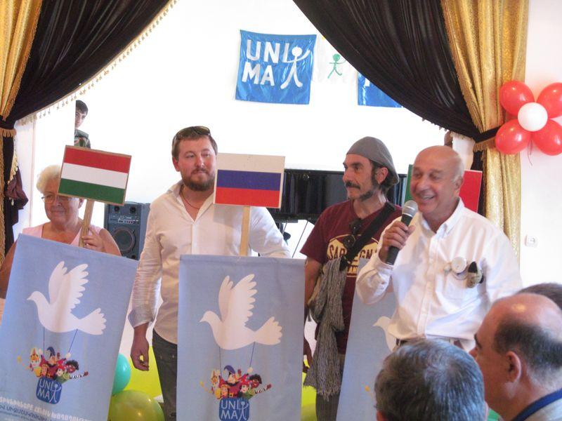 11-ый Международный Фестиваль театров кукол «Туманяновский День сказки» в Армении