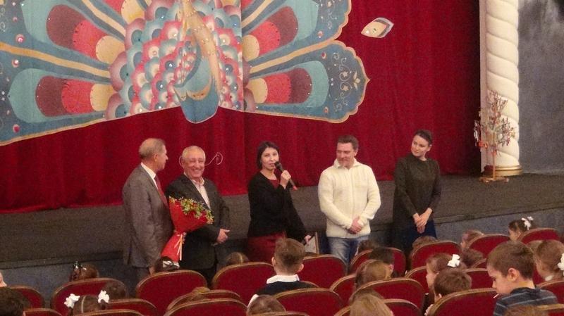 Гастроли Липецкого театра в Республике Татарстан городе Казань