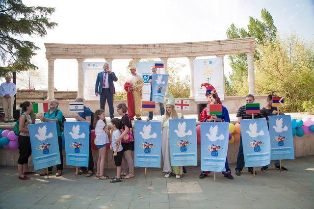 12-ый Международный Фестиваль театров кукол «Туманяновский День сказки» в Армении