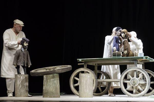 III Международный фестиваль театров кукол «Преданья старины глубокой» в Тамбове
