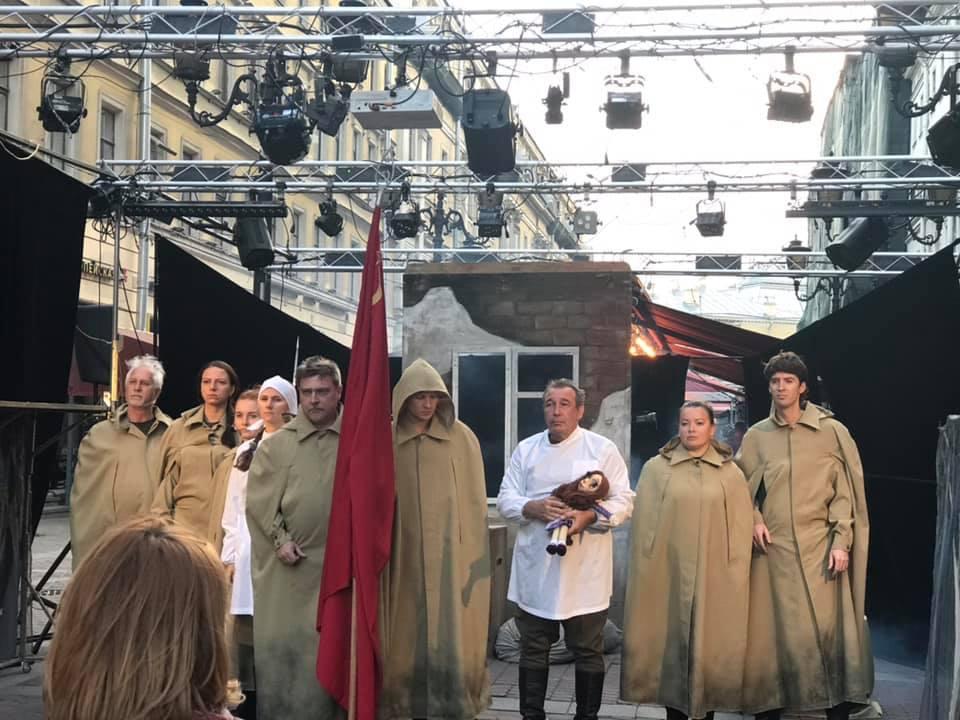 «Сонин секрет» отыграли в Петербурге в 4 часа утра