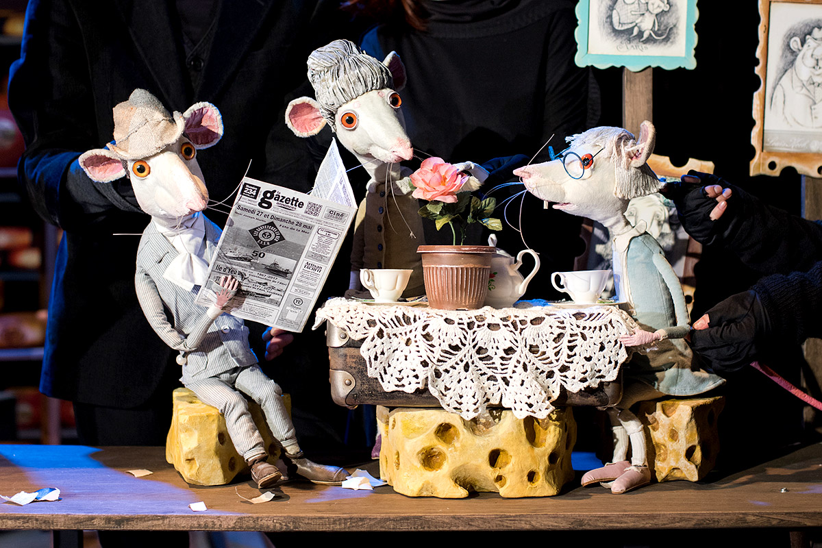 «Большие гастроли»: в Липецк едет Московский театр кукол!